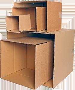 Restposten von Kartons im Kreis Böblingen